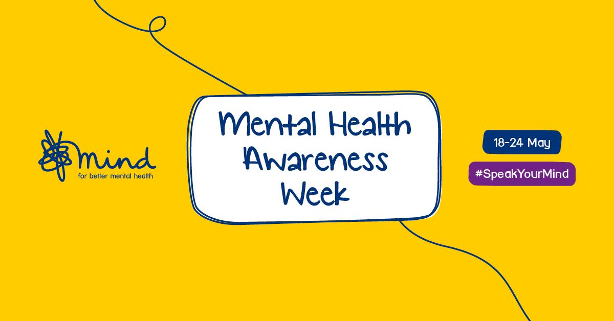 Mental Health Awareness Week | Chartered Developments